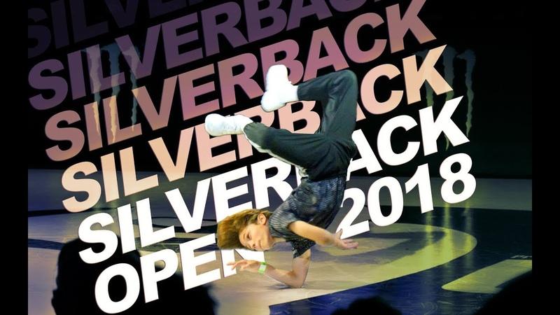 SilverbackOpen 2018 | International Breaking Battles | YAK x UDEF x Silverback