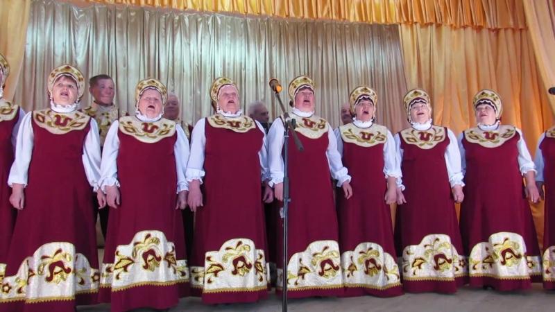 Подсередненский хор - Черноглазая казачка