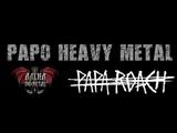 #PapaRoach - Interview Papo Heavy Metal #JacobyShaddix #TonyPalermo
