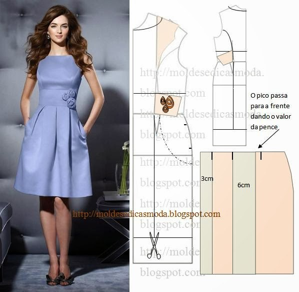 Платье для девушки нарядное сшить