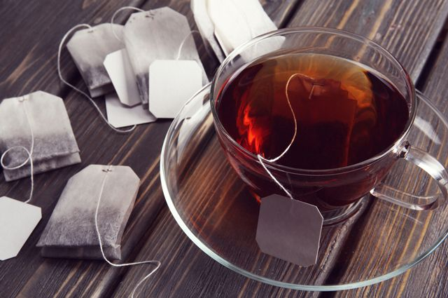 В пакетированном чае обнаружена кишечная палочка