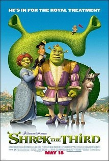 Shrek Tercero (Shrek 3)<br><span class='font12 dBlock'><i>(Shrek the Third  (Shrek 3))</i></span>