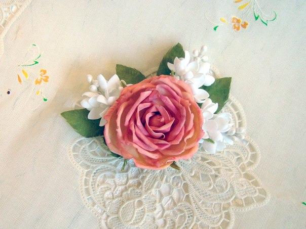 Солнце все ярче, настроение весеннее. Может поэтому у меня в руках расцветают красивые розы. Причудл… (4 фото) - картинка