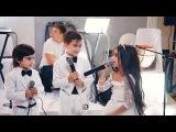 Песня для невесты от братиков и сестрички)