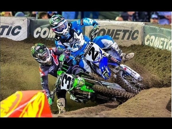 The Dirtiest/Dangerous Block Passes Of Motocross 2018