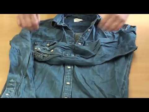 СР36 9 Рубашки джинсовые