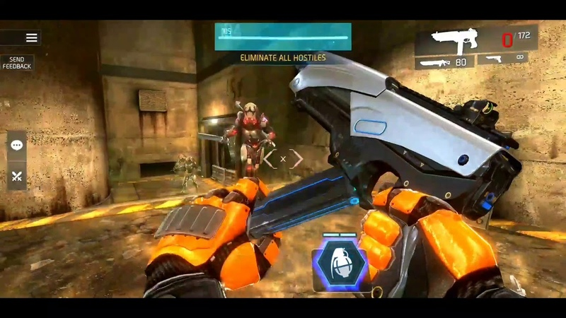 Shadowgun Legends IOS Android Gameplay HD 28