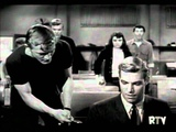 Naked City James Franciscus 1958 catching a teenage killer part 3