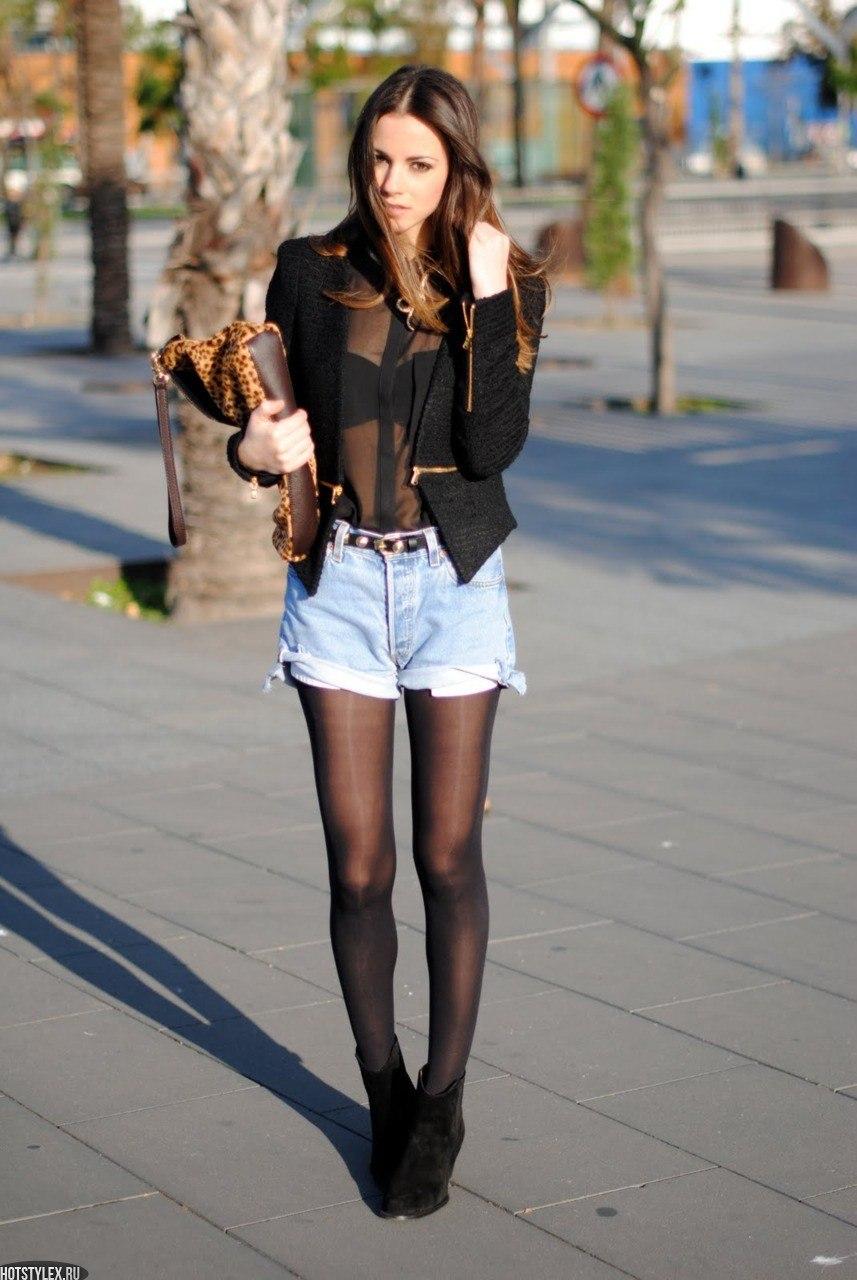 Прозрачные шорты девушек фото 7 фотография