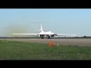 Экипажи Ту 160 впервые в истории выполнили посадку на аэродром Анадырь в ходе учения дальней авиации