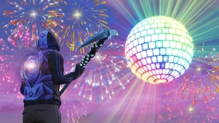 Fortnite New Year 2019 Event Cinematic Replay!