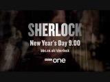 Трейлер Шерлока 3 сезон (русские субтитры) Sherlock: Series 3 Launch Trailer - BBC One