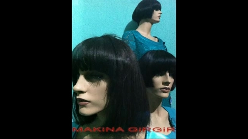 Makina Girgir Selected Works Synthwave Electro Synth pop France