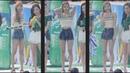 180721 블랙핑크 (BLACKPINK) 물총배틀타임 4명 vs 200명(FOREVER YOUNG)[리사] LISA 직캠 Fancam (워터밤 페스티벌) by Mera