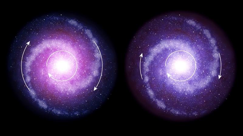 Тёмная материя. Механизм Хиггса поможет объяснить существование тёмной материи! 2018 год.