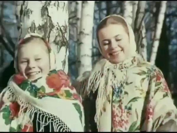 Хор Пятницкого. Фильм Русская фантазия Russian folk song dance
