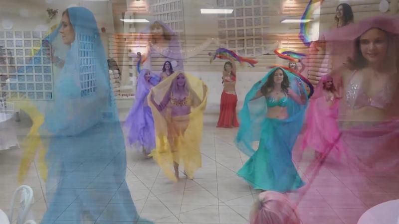Восточная феерия. Студия My Dance.