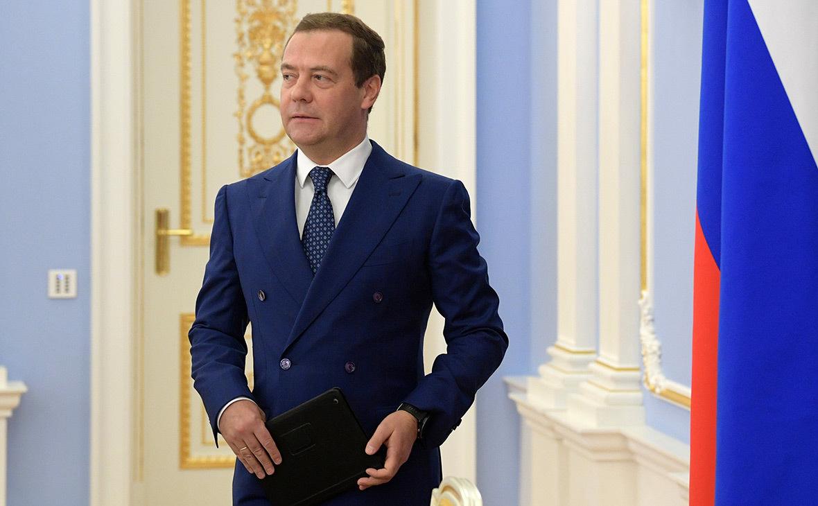Медведев объявил о повышении НДС в России
