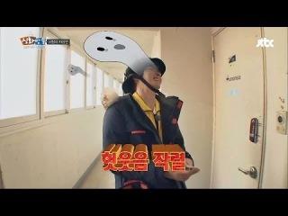 [RAW] Shinhwa Broadcast ep63 Preview(Season2 ep3)길치王, 혜성의 나홀로 배달기!