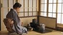 Открытие японской чайной комнаты Ямада сэнсэй The Japanese Tea Ceremony