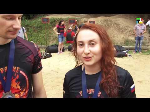 Репортаж Троицкого ТВ ТРОТЕК про Большой Летний Гирятлон