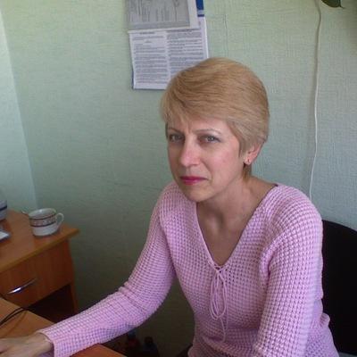 Галина Андаран, 21 июля 1959, Николаев, id209289336