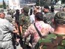 патасовка Правый сектор против Самообороны майдауна в Мелитополе 20.08