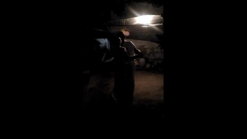 Наш первый танец как мужа и жены