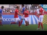 Победа России в турнире болельщиков