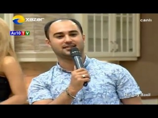 Her Sey Daxil - Vasif ve Qala Qrupu 21.07.2014