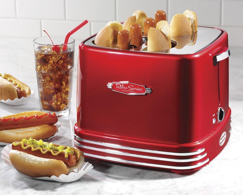 Тостер для приготовления хот-догов -