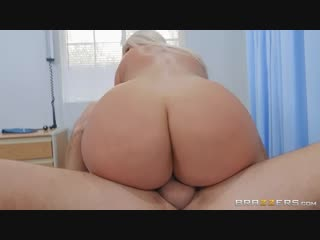 ] Julie Cash - Bedside Manner [2019-02-18, Big Ass, Big Tits, Blonde, Blowjob (POV), Bubble Butt, Caucasian, Colored