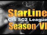 Турнир по StarCraft II Legacy of the Void (LotV) (18.02.2019) Starline #6 ro24 - группа A