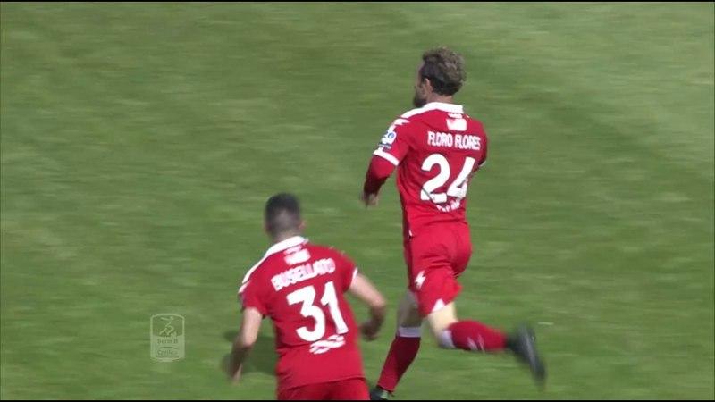 Bari - Perugia 3-1 (40a giornata - 2017/18)