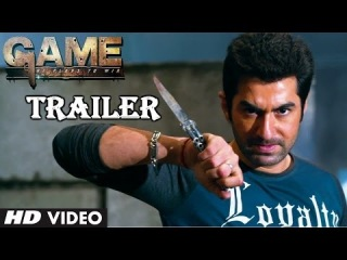 GAME: Theatrical Trailer (Official) - Bengali Movie 2014 - Jeet, Subhashree