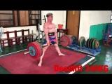 Чан Кай Джи - тяга 345 кг