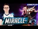 Dota 2 Wikia Miracle- Invoker 7.10 Dota 2 Pro Gameplay Top MMR Play