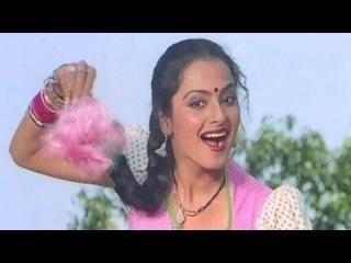 Baj Gayi Ghanti - Rekha, Asha Bhosle - Bindiya Chamkegi - Dance Song
