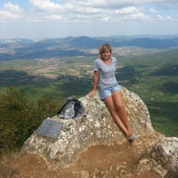 Екатерина Щербакова