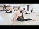 Floor Work Technique Dmitry Akimenko