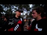 Интервью с участниками Can-Am X Race 2018. Сергей Храмушин