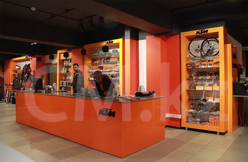 Проектирование бутика Алматы
