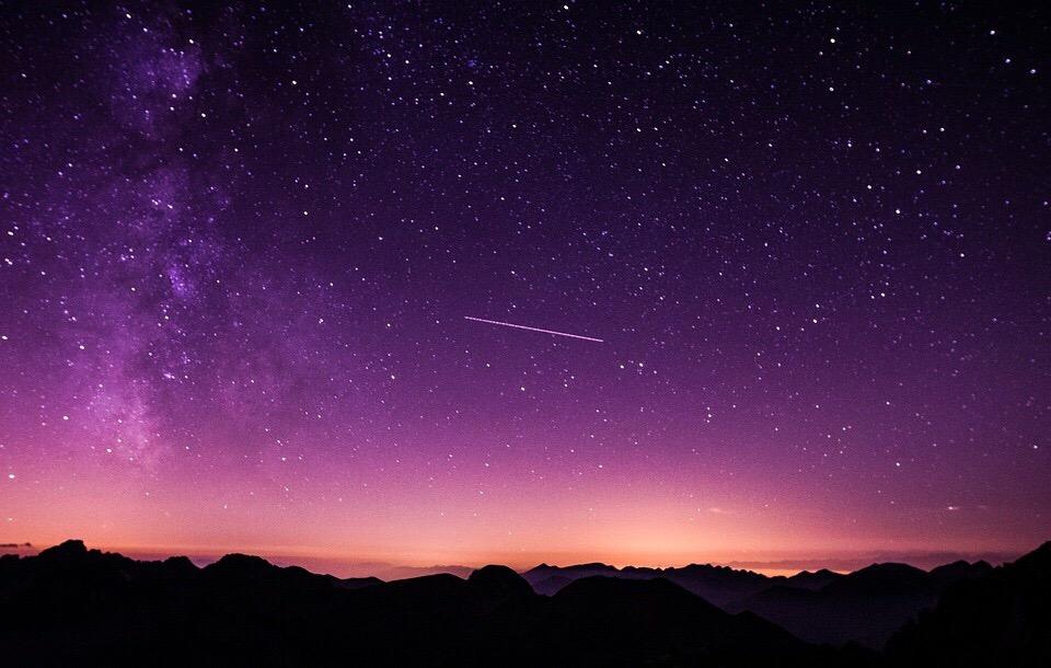 В эти выходные поток метеоритного дождя составит до 80 метеоров в час