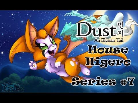 Трогательная история | Dust An Elysian Tail [Серия 7]