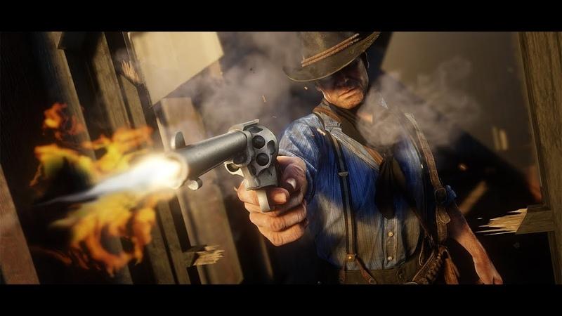 Red Dead Redemption 2 Ограбление корабля (Ночь безудержного кутежа)