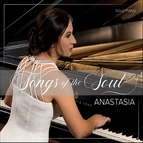 ANASTASIA альбом Songs of the Soul