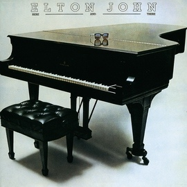 Elton John альбом Here And There