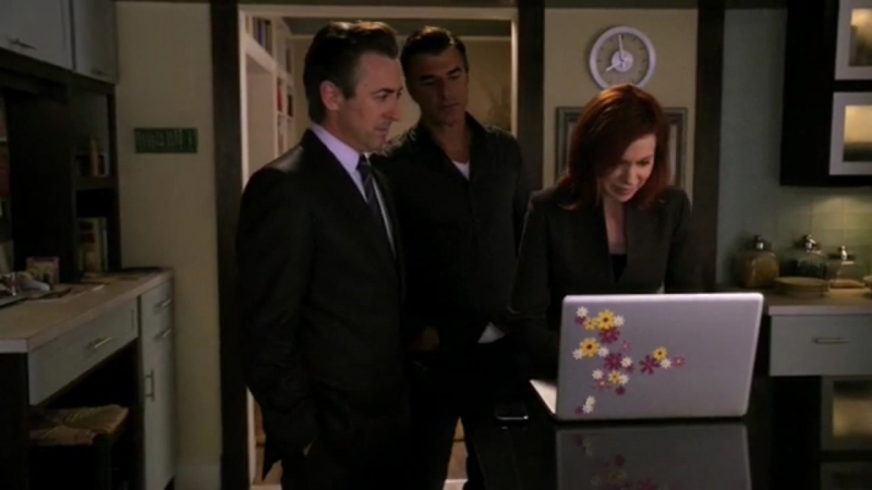 The Good Wife 01x22 - looking for evidence