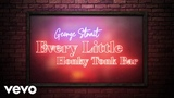 George Strait - Every Little Honky Tonk Bar (Official Lyric Video)