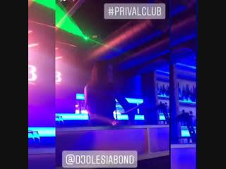 OLESIA BOND| OREL|Na PRIVALE club|22.12.18
